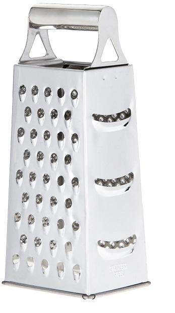 Cuadrados rallador universal de cocina verduras acero inox for Rallador de cocina
