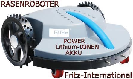 g de power lithium ionen m h roboter akku rasenm her fb ebay. Black Bedroom Furniture Sets. Home Design Ideas