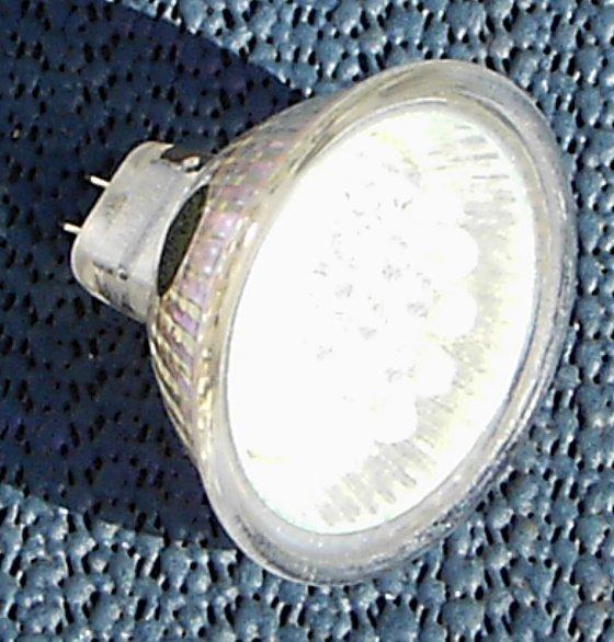 20 LED Lampe Leuchte Strahler MR16 12V Infrarot IR  eBay -> Led Lampe Infrarot